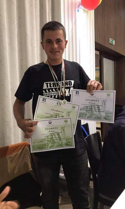 Млад фермер 2020/2021 - ПГСС Сергей Румянцев - Луковит